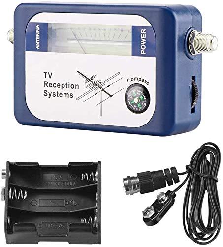 Buscador de señal satelital por YFreeyding® lnb híbrido, amplificador de antena de...