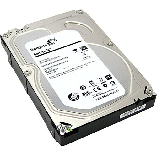 Seagate ST2000DM001 Barracuda