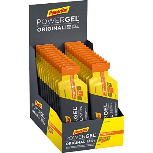 Powerbar PowerGel, 41g, Pack de 24