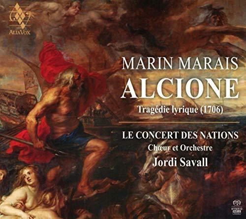 Alcione - Tragédie lyrique (1706)