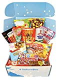 Sakura Box Premium Selection Japanese Candy Chocolate Snacks Drink (Ni)