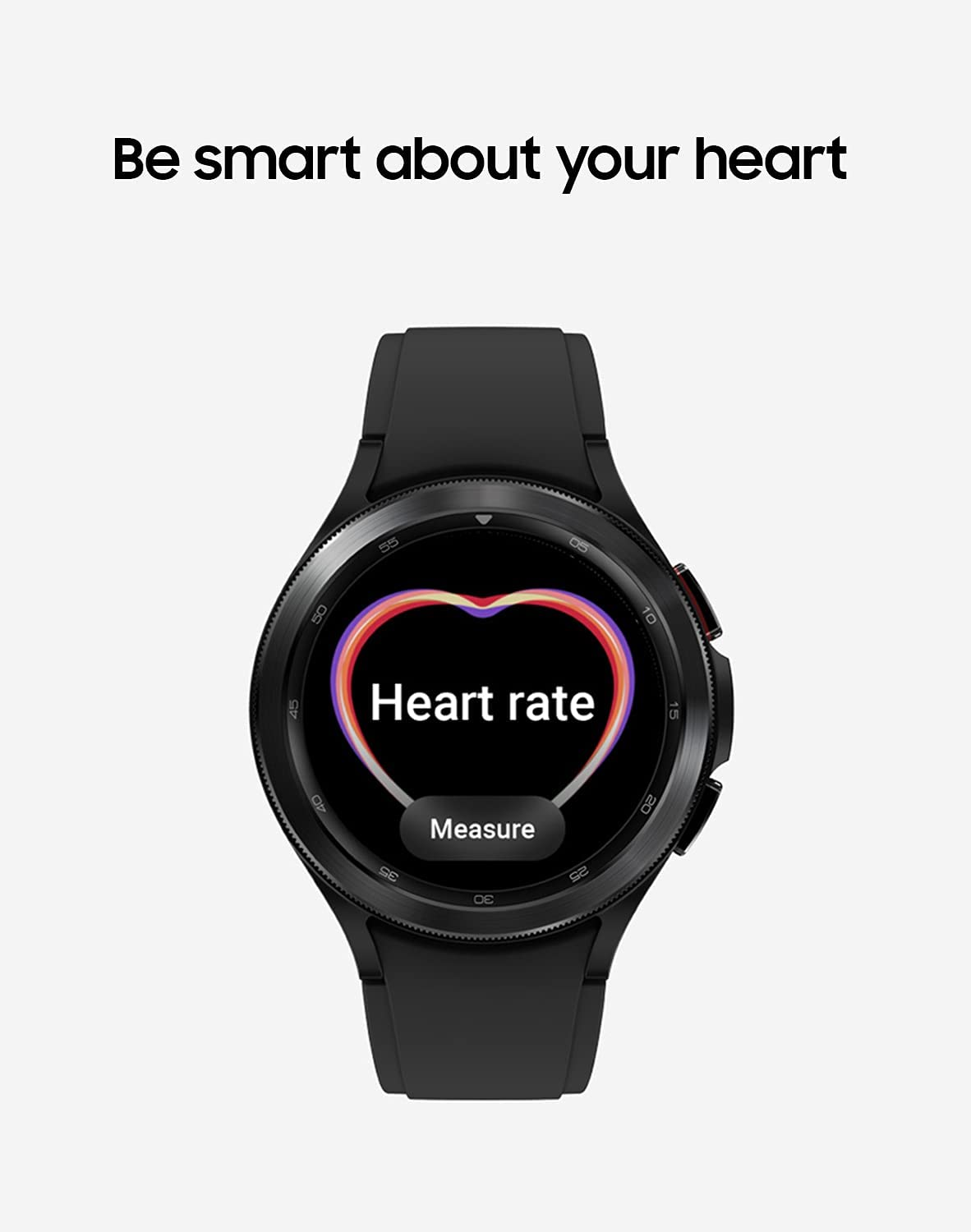 Samsung Galaxy Watch 4 (Review) - Heart Rate