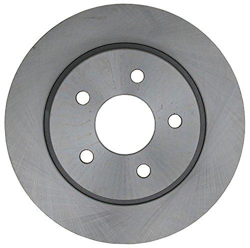 ACDelco Silver 18A2842A Rear Disc Brake Rotor