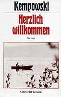 Herzlich willkommen 3813502228 Book Cover