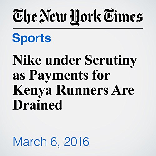 Nike under Scrutiny as Payments for Kenya Runners Are Drained cover art