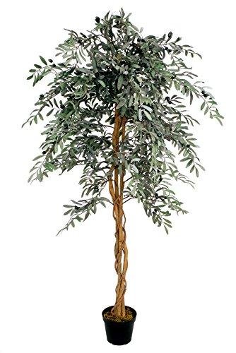 künstlicher Olivenbaum 1,80 m Kunstbaum