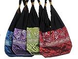Discount étnico bolso algodón seda bordado con...