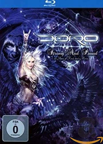 Doro - Strong And Proud [Blu-ray]