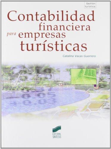 Contabilidad financiera para empresas turísticas