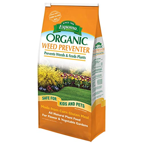 Amazing Deal Espoma CGP6 Organic Weed Preventer Plus Plant Food