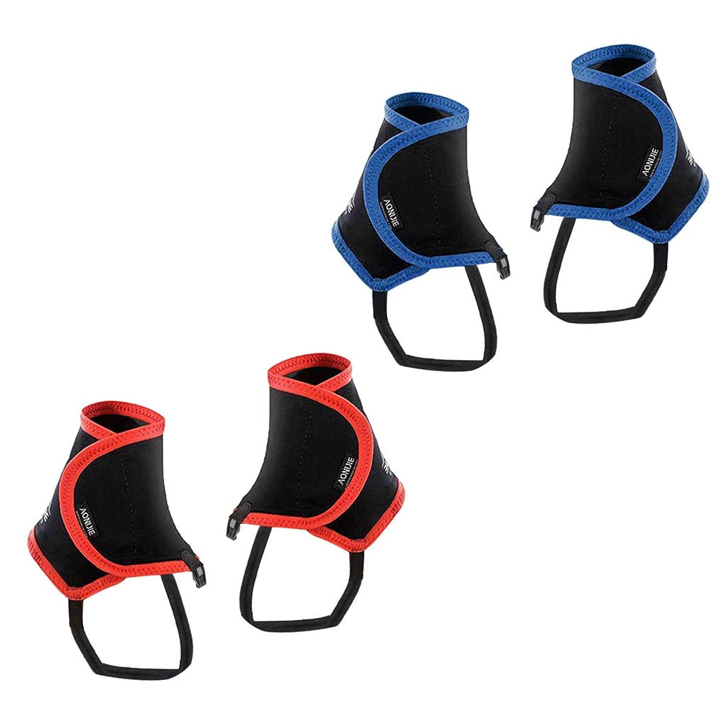所属最大化する具体的にFLAMEER 屋外 クライミング 登山 ゲイター トレイル 防水 軽量 通気性