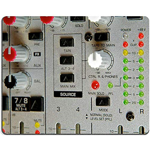 Mousepad Opname Studio live geluid Sluit audio mixer Prestaties Muziek Foto 12429675