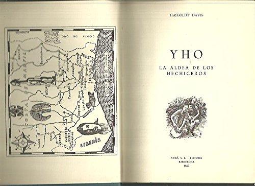 YHO LA ALDEA DE LOS HECHICEROS
