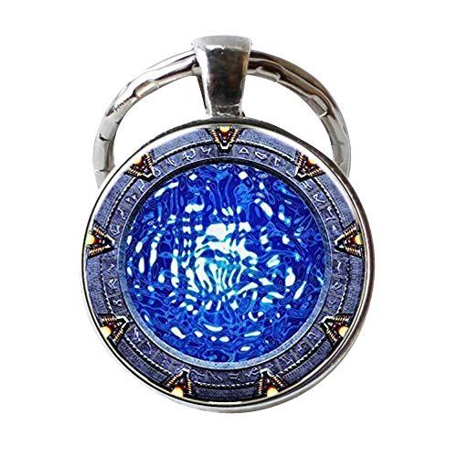 Stargate Atlantis Schlüsselanhänger, Stargate Portal SG1 Schlüsselanhänger, Stargate Schlüsselanhänger, Geburtstagsgeschenk
