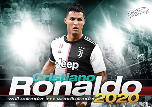 Cristiano Ronaldo 2020 Calendar