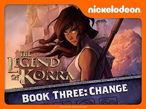 The Legend of Korra Book 3