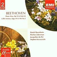 Beethoven: Piano Trios, Op.70 & WoO.38 / Cello Sonatas, Opp. 69 & 102 No.2 (Double Fforte) (2003-12-05)