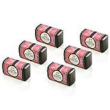 Oli-Oly Feuchtigkeitsspendende Seife für Gesicht und Körper mit Rosenöl | 6 Stück x 50 g
