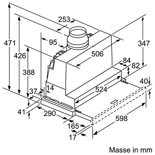 Siemens LI67RA530 iQ300 Flachschirmhaube - 3