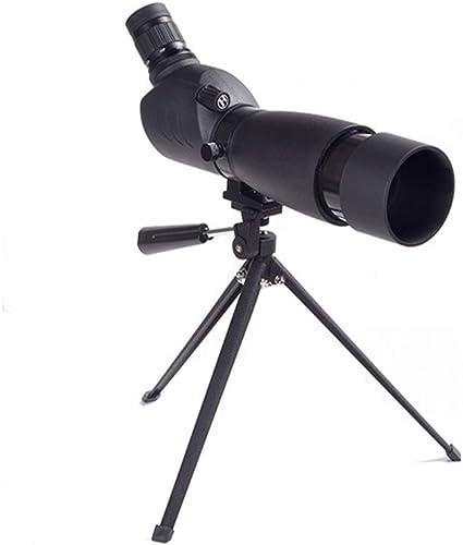 LINDANIG Miroir portatif d'oiseau de Vision Nocturne de Faible luminosité de télescope monoculaire pour Une Utilisation en extérieur