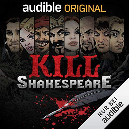 Kill Shakespeare - Die komplette Serie