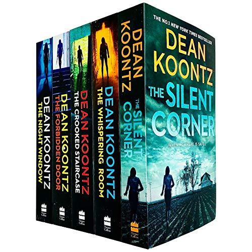 Jane Hawk Thriller Series 5 Books...