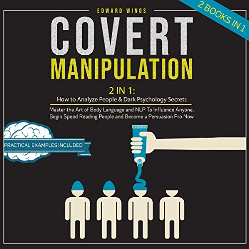 Covert Manipulation  By  cover art