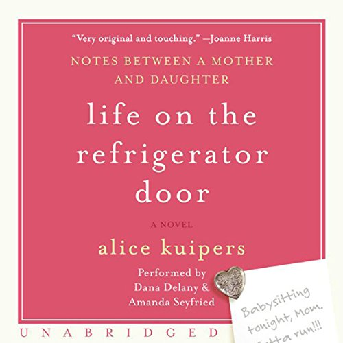 Life on the Refrigerator Door audiobook cover art