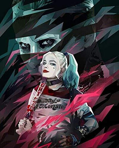 51SawJSDyvL Harley Quinn Paintings