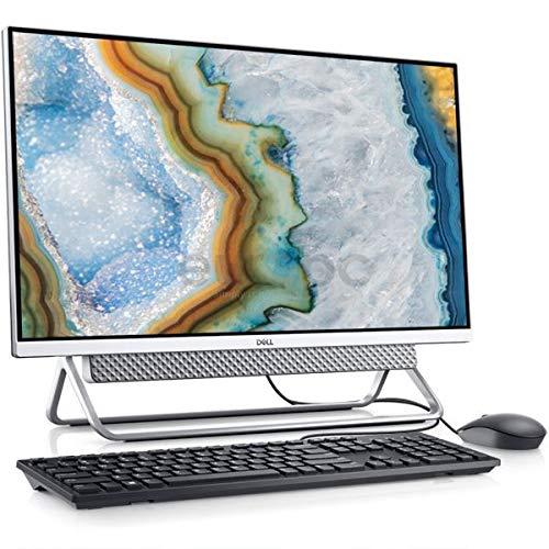 Dell Inspiron 27 7790 All-in-one, Silver, Intel Core i7-10510U, 8GB RAM, 512GB SSD+1TB SATA, 27' 1920x1080 FHD, Dell 1 YR WTY + EuroPC Warranty Assist, (Renewed)