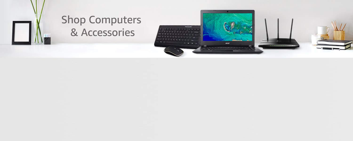 Amazon - Computers and Accessories starting at just $9.98