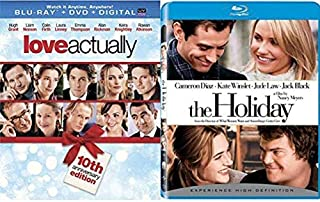 Love Actually & The Holiday - Double Feature Blu-ray