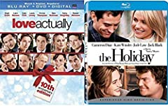 love actually blu-ray love actually blu-ray love actually dvd the holiday dvd cameron diaz the holiday
