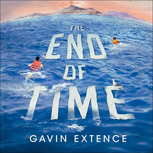 The End of Time audiobook cover art