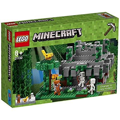 LEGO Minecraft 21132 - Der Dschungeltempel