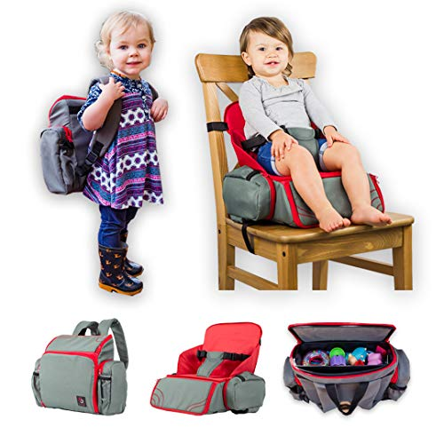 3 in 1 Cozy Travel Booster Seat