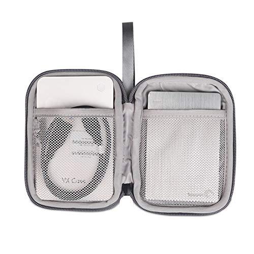 Qingerda Sacoche De Transport Portable Power Pack Digital Grey