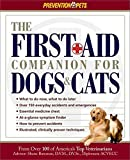 The First-Aid Companion for Dogs & Cats (Prevention Pets)