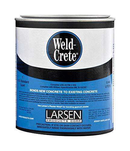 Quart Weld-Crete Concrete Bonding Agent