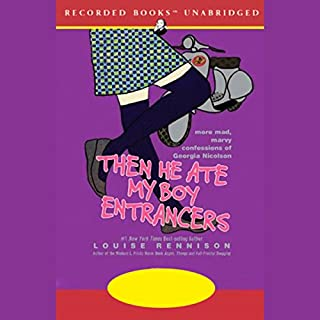 Then He Ate My Boy Entrancers audiobook cover art