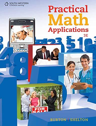 Practical Math Applications
