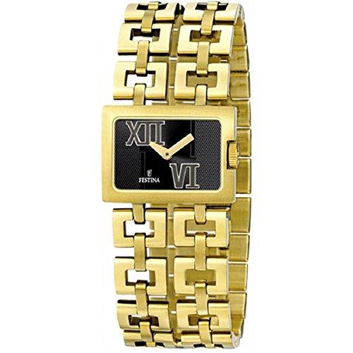 Reloj Festina Dorado para señora F16301/2