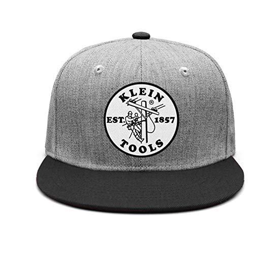 Unisex Dad Cap Trucker-Klein-Tools-Hat Outdoor Breathable Baseball Snapback Adjustable