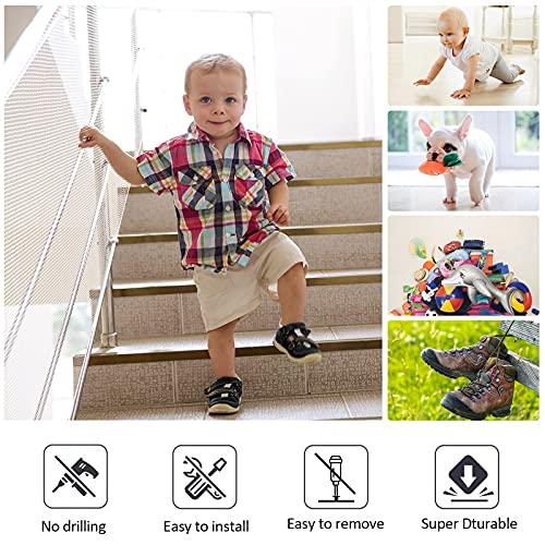 XiYee Barreras para puertas y escaleras