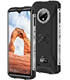 Rugged Smartphone OUKITEL WP8 PRO, Display Immenso 6,49'', IP68/IP69K Telefono Robusto Cellulare Impermeabile Android 10, Octa-Core 4GB+64GB, Tripla Telecamera 16 MP 5000mAh Batteria, GPS NFC Nero