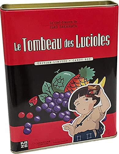 Le Tombeau des Lucioles [Édition Limitée Blu-Ray + DVD Candy Box]