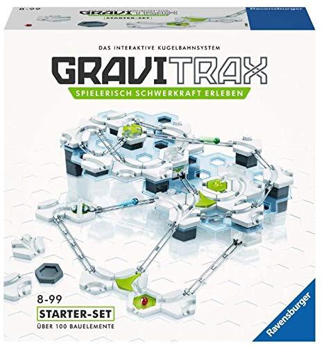 グラヴィトラック スターターセット GraviTrax Starterset ボールトラックシステム ビー玉マシンキット 並...