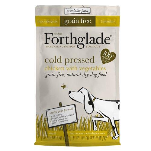 Forthglade - Alimento seco para Perros prensado en frío