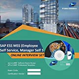 SAP ESS MSS (Employee Self Service, Manager Self S Complete Unique Collection Interview Video Training Solution Set (DVD)
