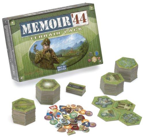 Days of Wonder - Juego de Estrategia, 2 Jugadores (MEM02) (versión en alemán)